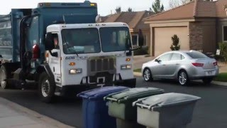 Republic and Dixie Waste Services St. George, UT part 1/2