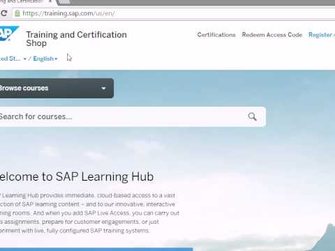 SAP Certification : 7 Key steps to getting certified - YouTube