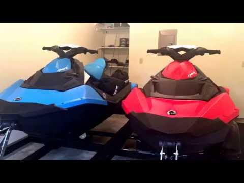 2016 Sea Doo Spark REVIEW!!!! Best Bang for the Buck!!