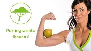 Pomegranate Season!