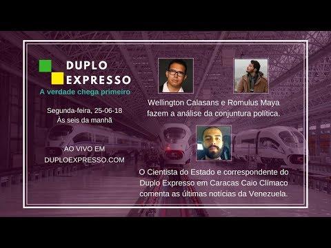 Assista A Duplo Expresso 25jun2018 No Youtube