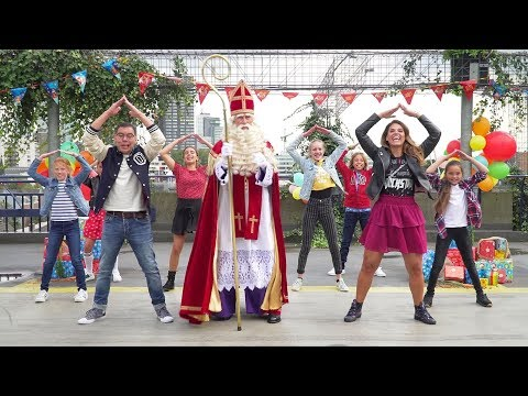 Kindershow Sint Surprise Show - Sinterklaasshow
