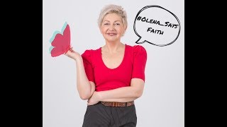 Faith #Olena_Says   Healthy Weight Secret