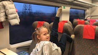 ЛОЛ Новая редкая кукла LOL Едем в Новороссийск Макс и Алина играют Целый день гуляем с Детьми VLOG