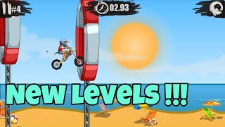 MOTO X3M Bike Racing iOS / Android Gameplay | Pool Party Levels and Bike