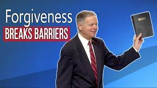 "(SDA Sermon) Mark Finley - ""Forgiveness Breaks Barriers"""