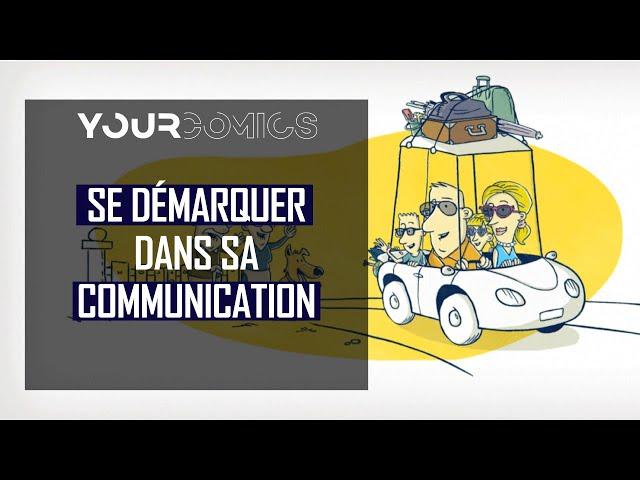 Vidéo style cartoon - Présentation de Discountpark