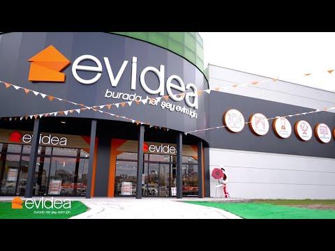 Evidea Neomarin Pendik AVM'de Açıldı!