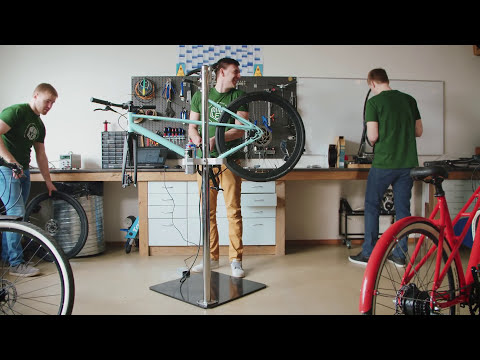 Ampler: The Cleanest-Looking Electric Bike