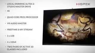 preview picture of video 'Panasonic TX65AX902B, TX55AX902B - AX902B 4K Ultra HD 3D LED Smart Television'