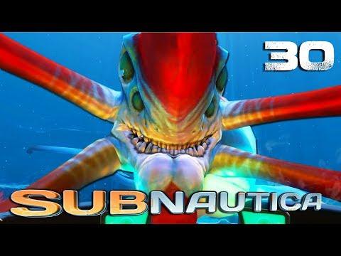 Krmení Leviathanů - Subnautica S4 - Díl 30 - Nakashi