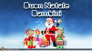 Merry Christmas Kids!  Italian Christmas Songs for Children
