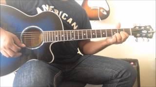Ye Aankha Ma Timi chhau -Guitar Lesson