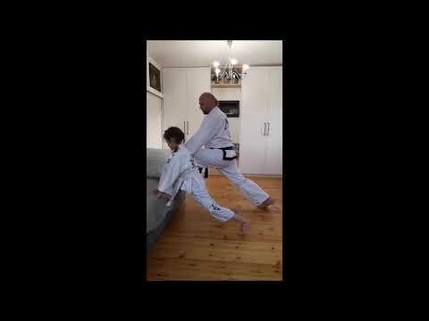Taekwondo odcinek 7