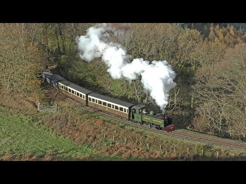 The Vale of Rheidol Railway Photo Charter 10th November 2017…