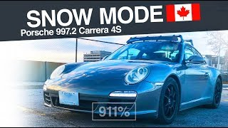 Porsche 997.2 Winter Mode | EP072