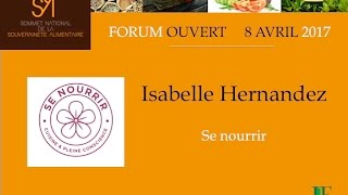 Forum ouvert – Les acteurs locaux présentent leurs dynamiques 6/9