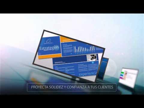Paginas web - Sitios Web - Logotipos Equilibrio Visual México D.F.