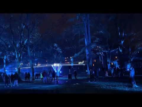 «Сады света» в Валмиере