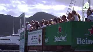 March 7th - St. Maarten Heineken Regatta, day 2