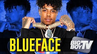 Blueface on Signing w/ Cash Money West, Connecting w/ Drake & A Lot More