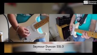 Seymour Duncan STHR-1B Hot Rails Tele Video