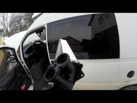 Fiat scudo заміна радіатора пічки