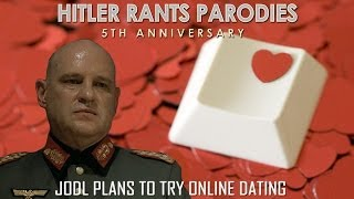 Jodl plans to try online dating