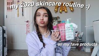 My 2020 Skincare Routine :)