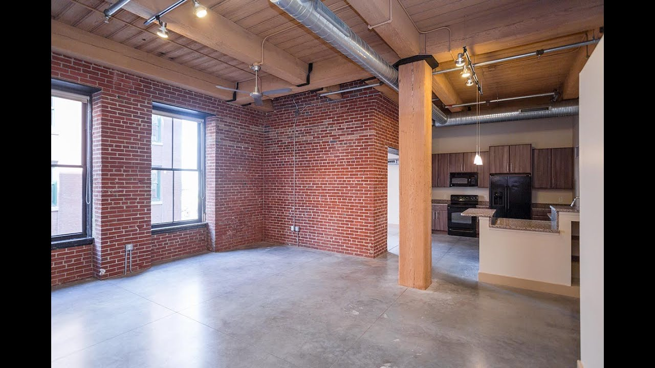 The Bogen & Ventana Loft Style Apartments in St Louis, MO