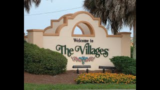 Visiting The Villages - Florida