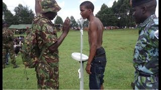 How KDF top Generals are planning defeat recruitment cartels