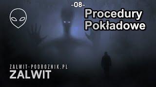 Procedury pokładowe – 08 – ZALWIT