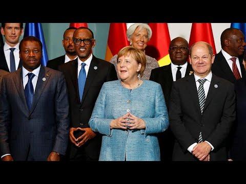 """Merkel: """"Investitionen in Afrika sind Investitionen in die Zukunft"""""""