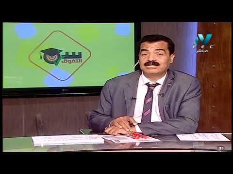 اقتصاد 3 ثانوي حلقة 4 ( مراجعة ليلة الامتحان ج1 ) أ أحمد عبد المنعم 08-06-2019