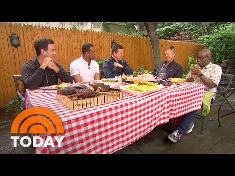 TODAY Dads Talk Fatherhood, Traditions And Childhood Memories | TODAY