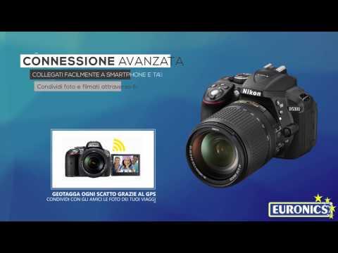 NIKONKit D5300 + AF-P 18-55 VR + Lexar SD 300x 8GBBlack