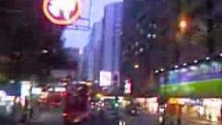 preview picture of video 'A view through Wan Chai District in 2007 #2'