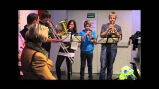 preview picture of video 'Dank für die ehrenamtlichen Schülerlotsen und Schulweghelfer aus Herzogenaurach für ihr Ehrenamt'