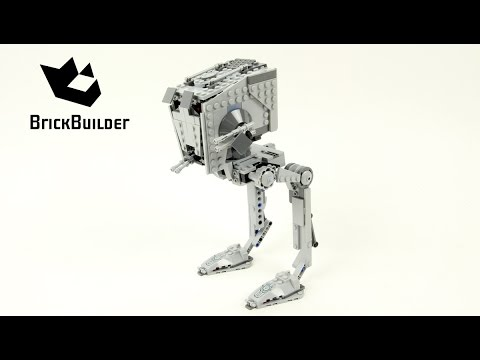 Vidéo LEGO Star Wars 75153 : AT-ST Walker