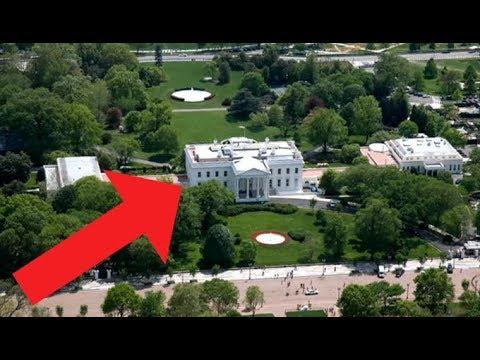 Secrets HIDDEN Inside the White House!