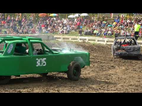 Comber Fair Demolition Derby | 5 Foot Outlaw