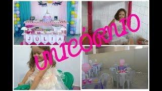 9620ced0351 tema unicornio festa infantil - ฟรีวิดีโอออนไลน์ - ดูทีวีออนไลน์ ...