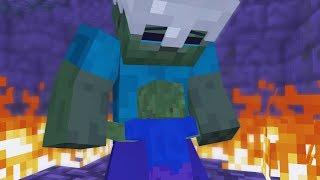 Villager Life IV   Minecraft Animation