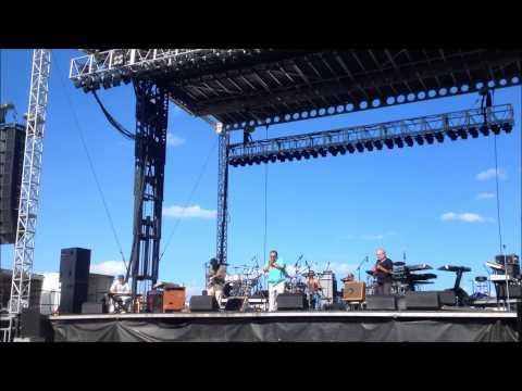 Curt St.Cyr & The Kalico Kats - LIVE @ Riverfest 2013