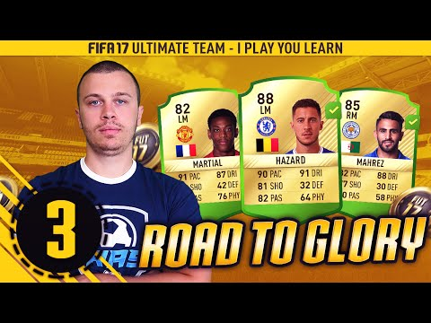 FIFA 17 ROAD TO DIVISION 1 - HORRIBLE SCRIPTING !!! THE SILVER SQUAD GLITCH IS IN ULTIMATE TEAM