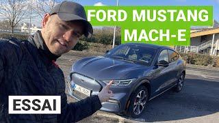 Essai Ford Mustang Mach-E : le tour du propriétaire en détail [Partie 1/2]