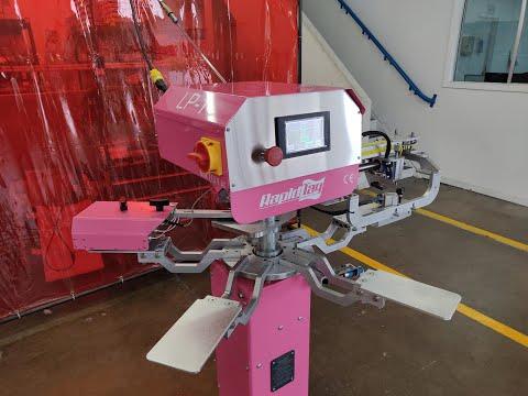Pink RapidTag