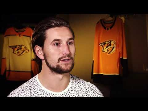 Preds star Filip Forsberg setting sights on Stanley Cup chase