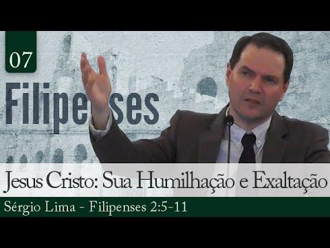 Jesus Cristo: Sua Humilhação e Exaltação